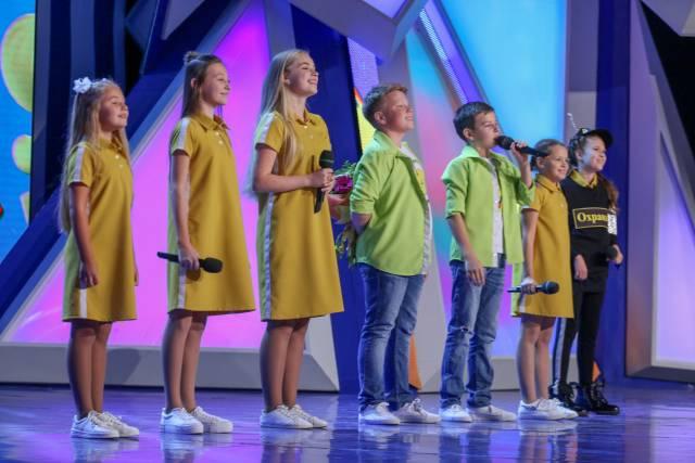 Детская команда КВН из Курска третий раз подряд попал в телесезон
