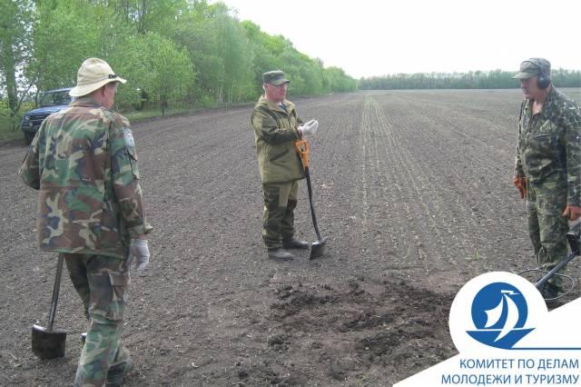 Поисковики установили имена советских воинов, найденных под Курском